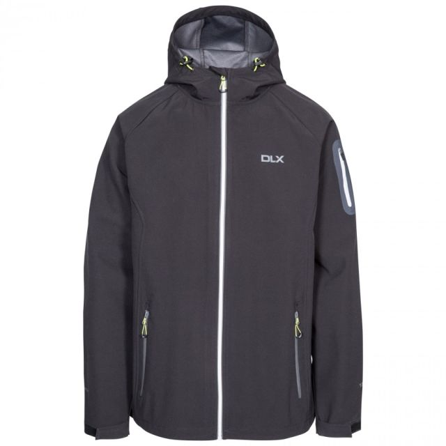 DLX Men's Delgado Waterproof Softshell Jacket