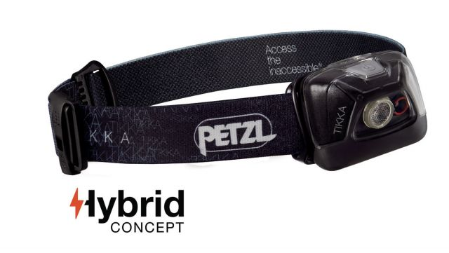 Petzl Tikka Head Torch