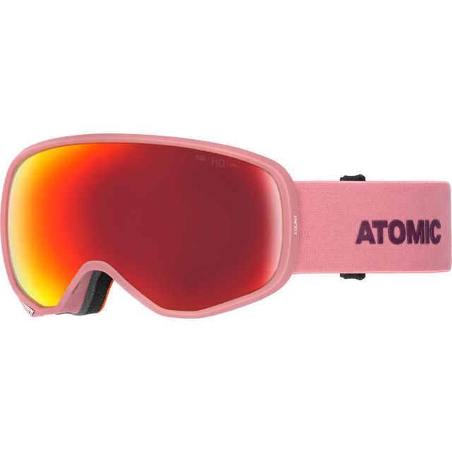 Atomic Women's Count 360 Degree HD Ski Goggles