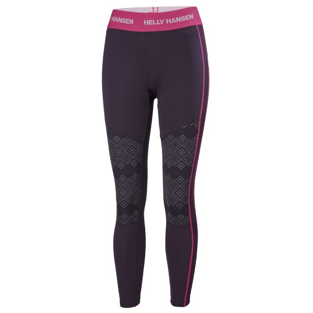 Helly Hansen Women's Lifa Active Graphic Pant Base Layer
