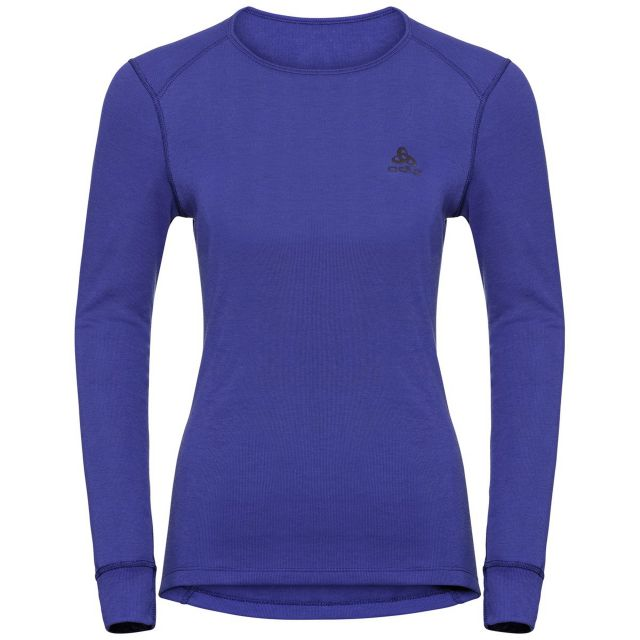 Odlo Women's ACTIVE WARM Long-Sleeve Base Layer Top
