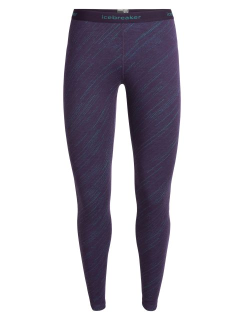 Icebreaker Womens 250 Vertex Base Layer Bottoms