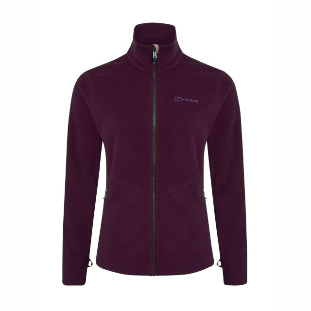 Berghaus Womens Prism Polartec InterActive Micro Fleece Jacket