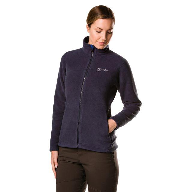 Berghaus Womens Prism Full Zip Fleece
