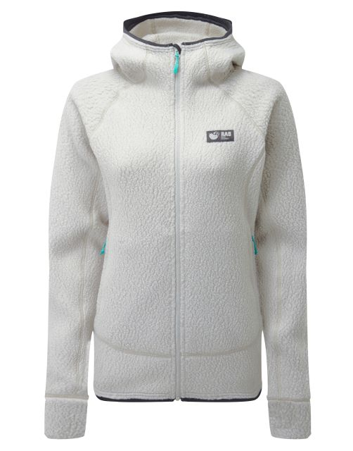 Rab Womens Shearling Fleece Jacket
