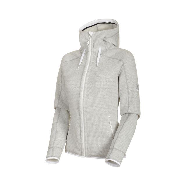 Mammut Womens Arctic ML Hooded Fleece Jacket