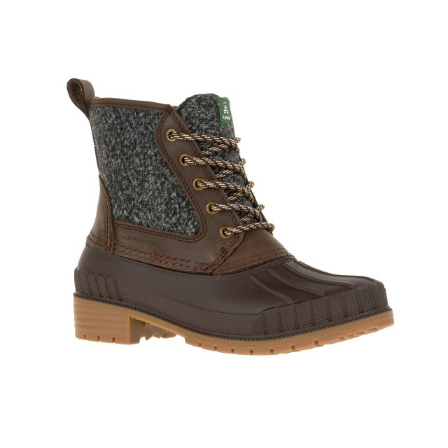 Kamik Sienna Mid Womens Winter Boots