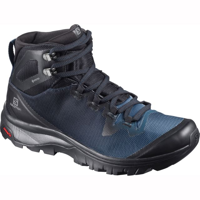 Salomon Womens Vaya Mid Gore-Tex Walking Boots