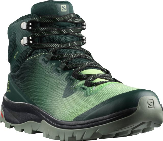 Salomon Womens Vaya Gore-Tex Mid Walking Boots