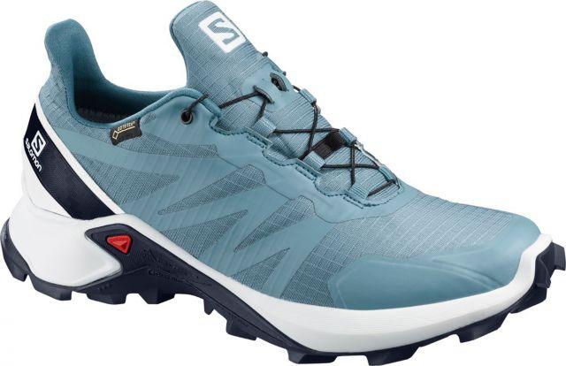 Salomon Womens Supercross GORE-TEX Trail Running Shoes