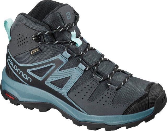 Salomon Womens X Radiant MID Gore-Tex Walking Boots