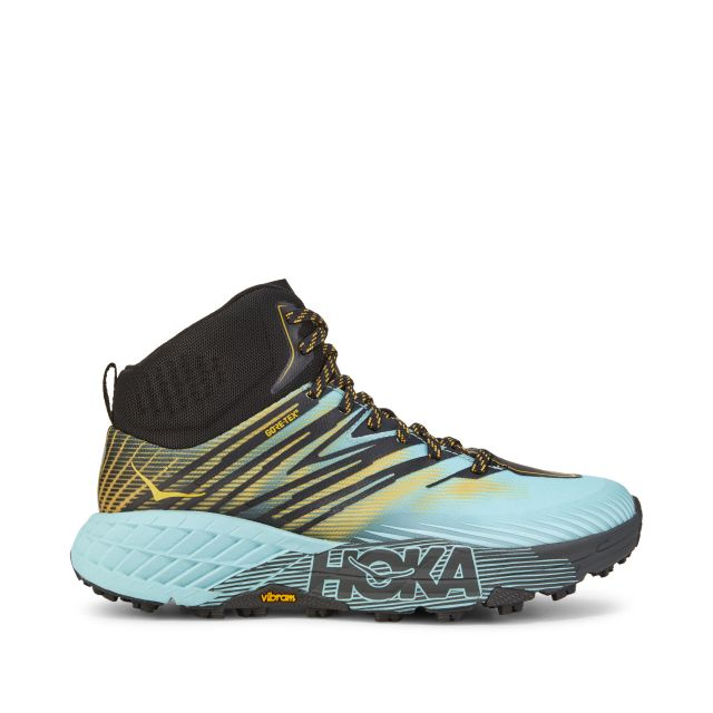 Hoka One One Womens Speedgoat Mid 2 Gore-Tex Trail Running Shoes