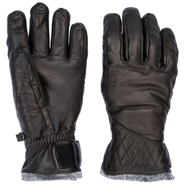 DLX Womens Daliana Leather Gloves