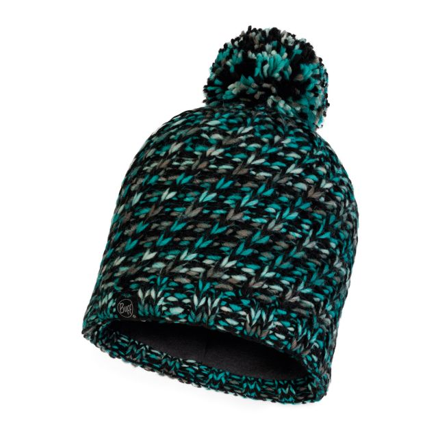 Buff Vayla Turquoise Knitted Polar Hat