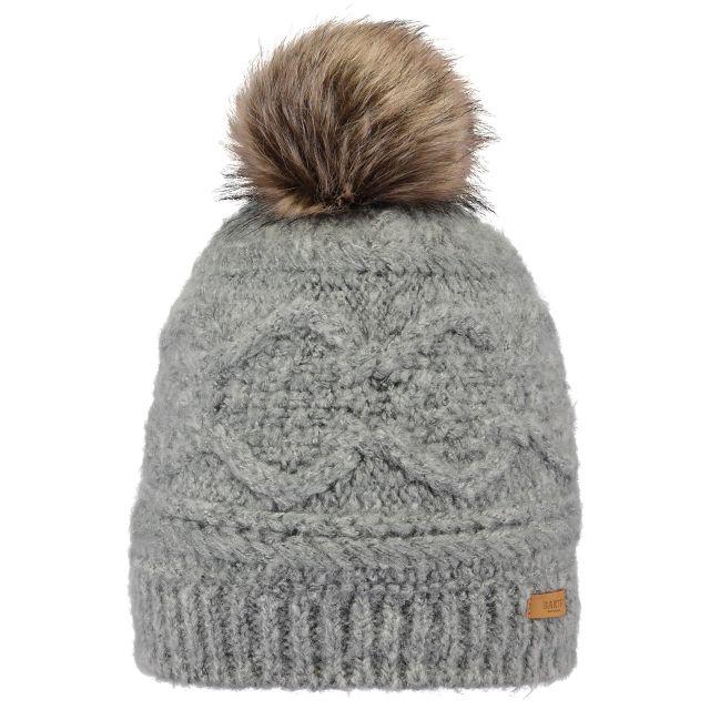 Barts Womens Antonia Turn Up Bobble Hat
