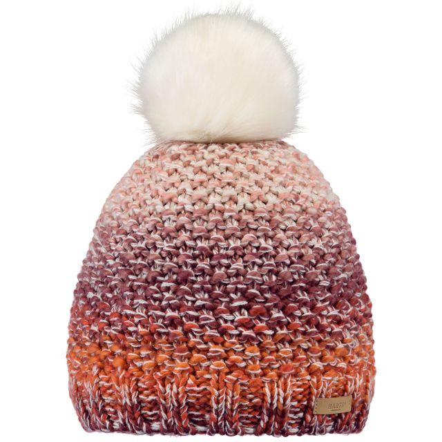 Barts Womens Flake Bobble Hat
