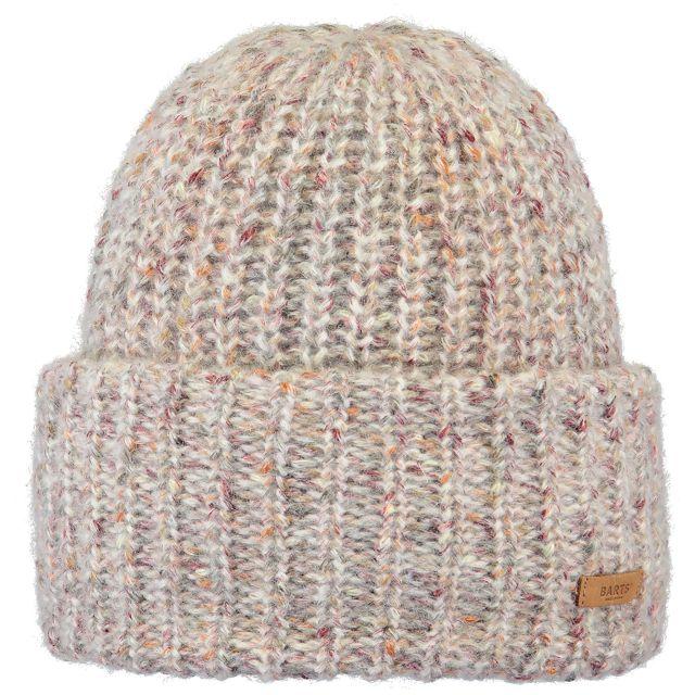 Barts Womens Heba Turn Up Beanie Hat