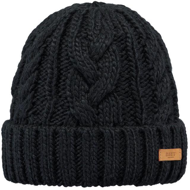 Barts Womens Jeanne Turn Up Beanie Hat