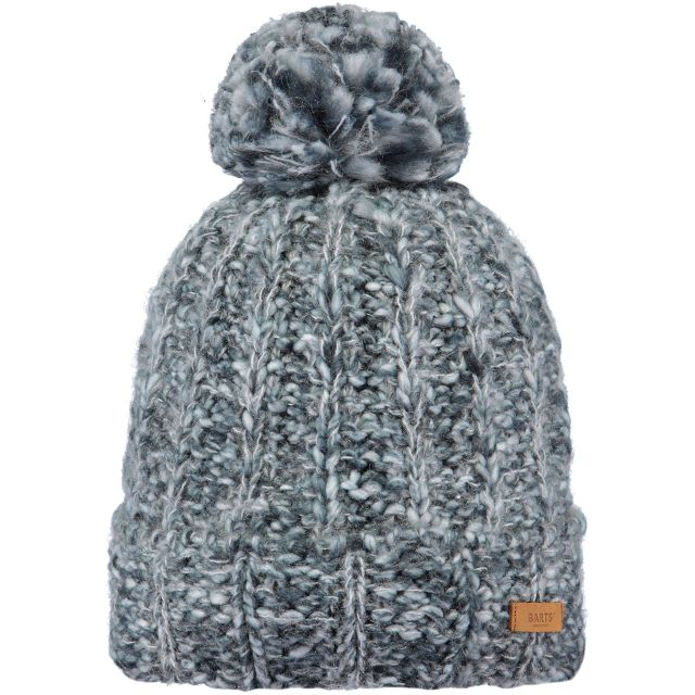 Barts Womens Myla Fleece Lined Bobble Hat
