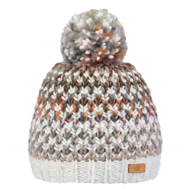 Barts Womens Super Soft Nicole Bobble Hat