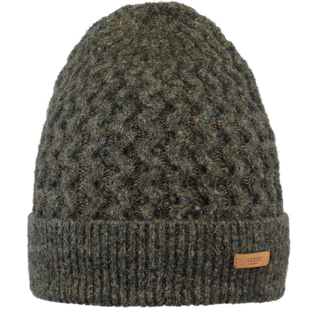 Barts Patina Womens Cable Knit Beanie