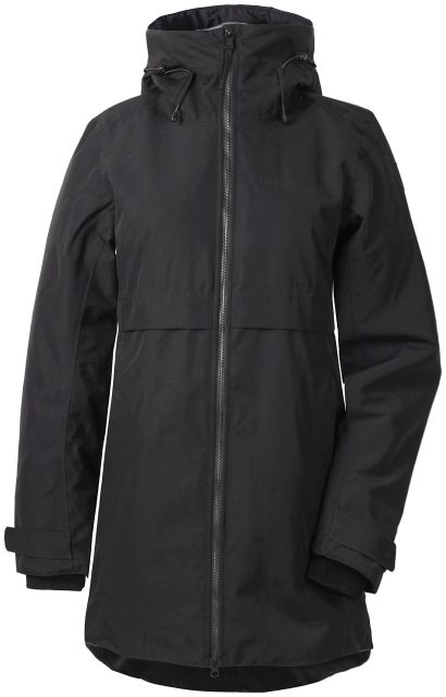 Didriksons Womens Helle Parka Jacket