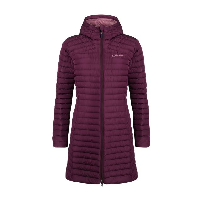 Berghaus Nula Micro Long Insulated Jacket