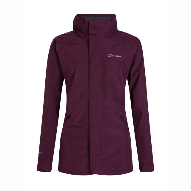Berghaus Womens Highland Ridge InterActive Waterproof Jacket