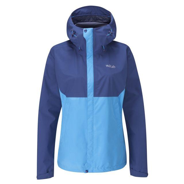 Rab Downpour Eco Womens Waterproof Jacket
