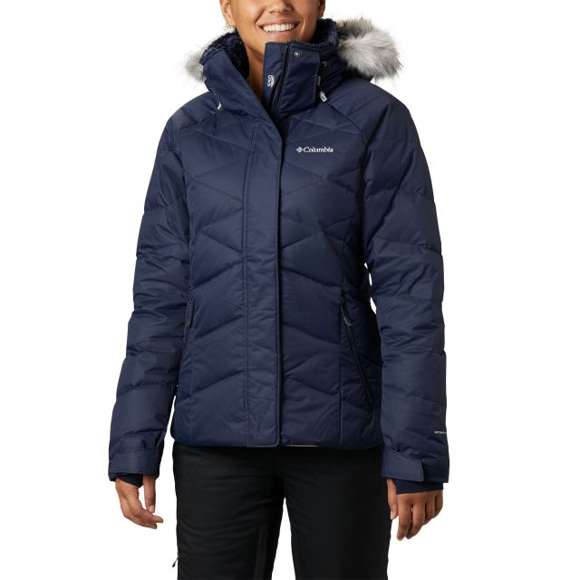 Columbia Womens Lay D Down II Ski Jacket