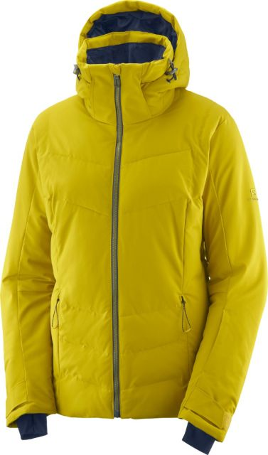 Salomon Womens Icepuff Ski Jacket