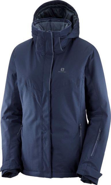 Salomon Womens Stormpunch Ski Jacket