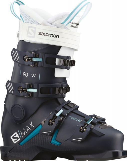 Salomon Womens S/MAX 90 Ski Boots