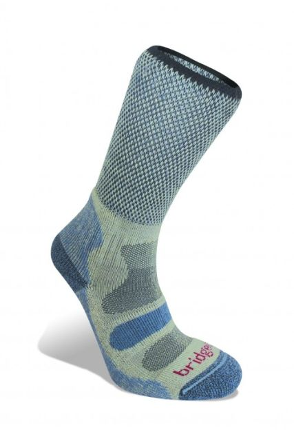 Bridgedale Women's Light Hike Cool Fusion Socks