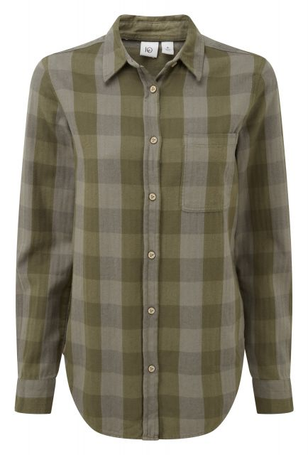Tentree Womens Lush Button Up Shirt