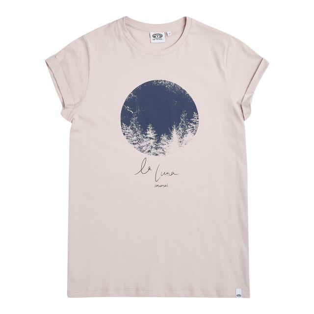 Animal Womens La Luna T Shirt