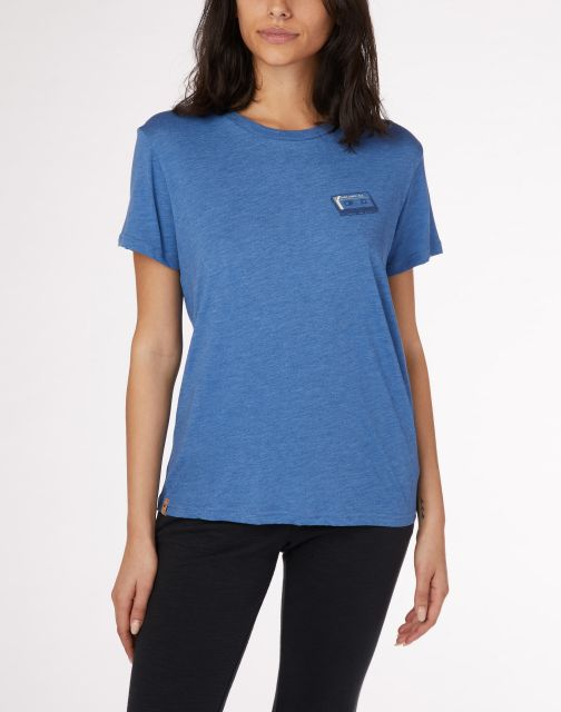 Tentree Womens Forest Mix T Shirt