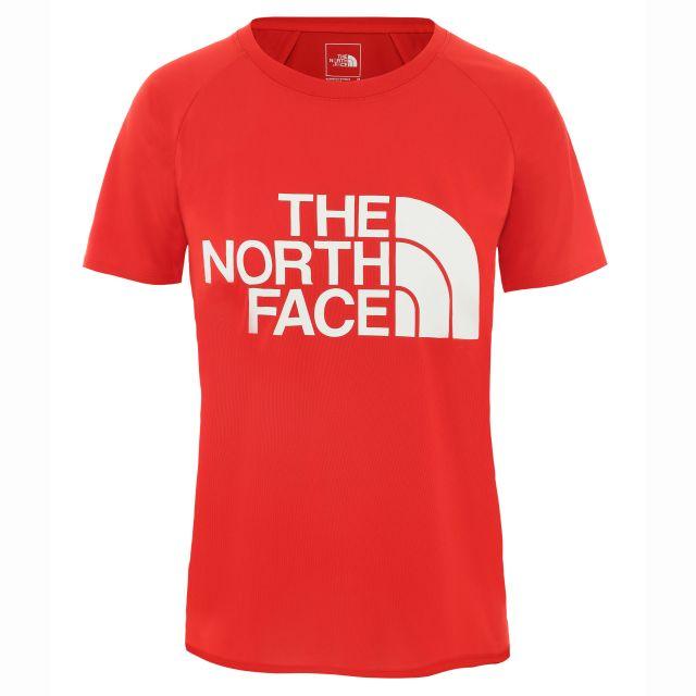 The North Face Womens Play Hard Logo T-Shirt