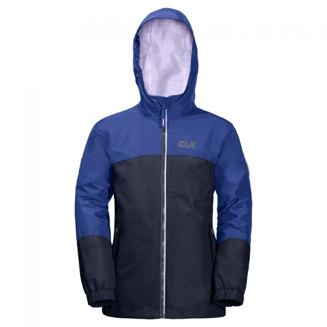 Jack Wolfskin Iceland 3 in 1 Girls Jacket