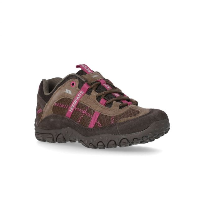 Trespass Womens Fell Breathable Walking Shoes