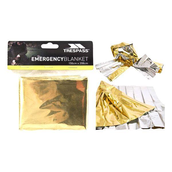 Trespass Foil Emergency Blanket