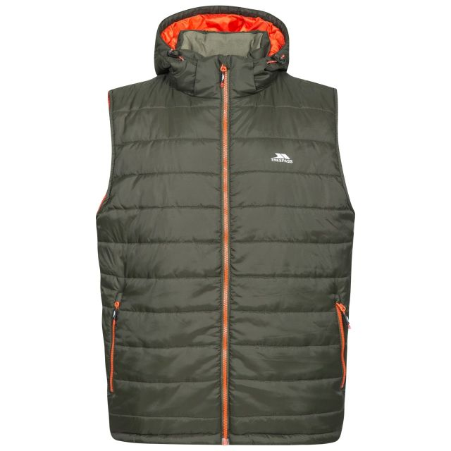 Trespass Men's Franklyn Insulated Gilet