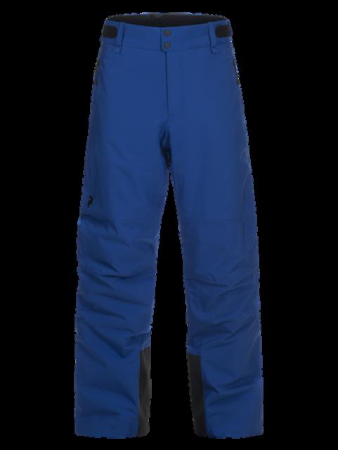 Peak Performance Mens Maroon 2 Ski Pants