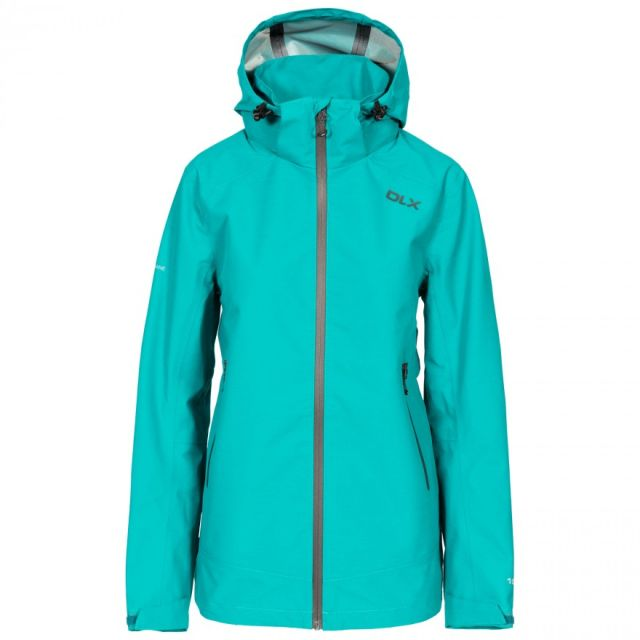 DLX Women's Gayle Waterproof Jacket