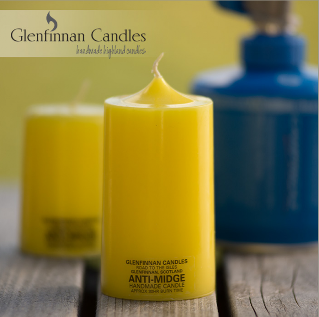 Glenfinnan Anti-Midge Candle-Medium