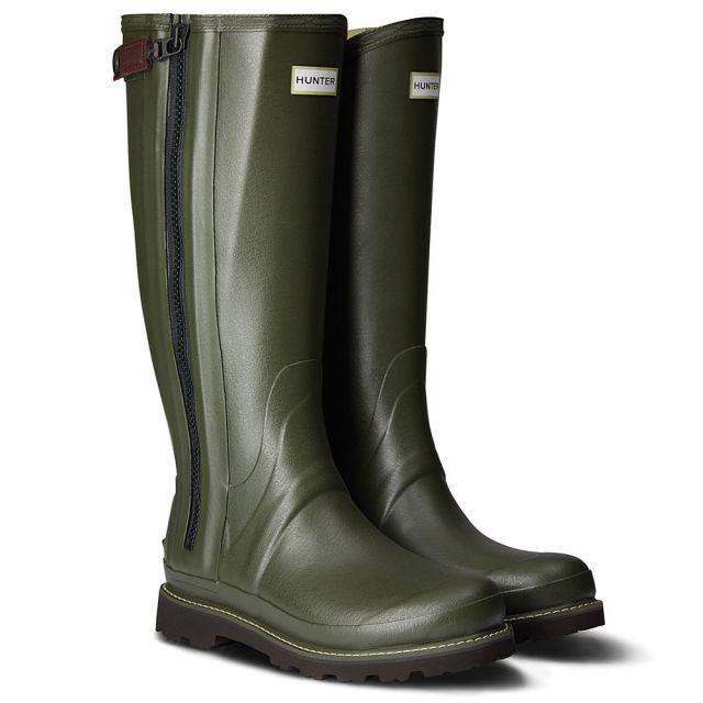 Hunter Commando Full Zip Men's Boots