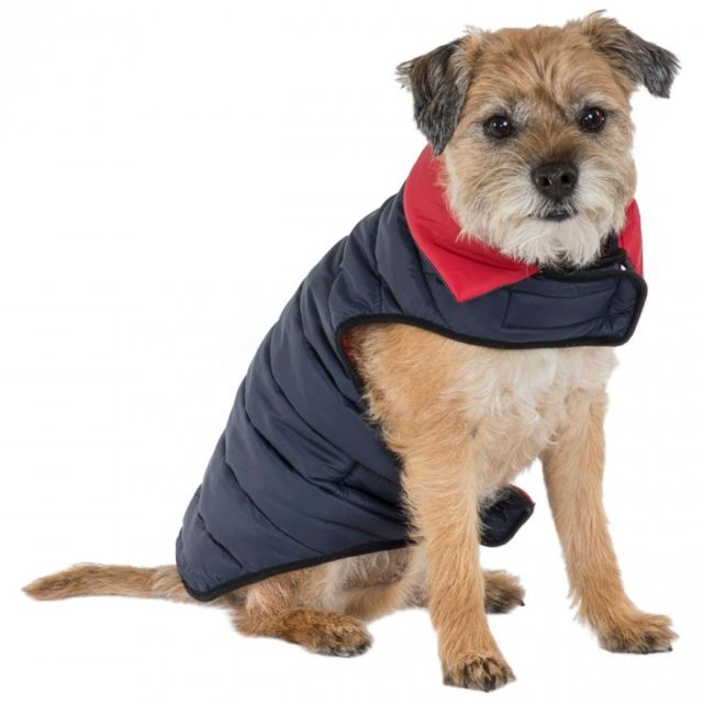 Trespaws Kimmi Quilted Dog Coat