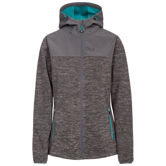 DLX Women's Kirsti Softshell Jacket