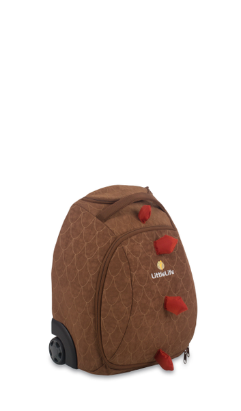 LittleLife Dinosaur Kids Suitcase