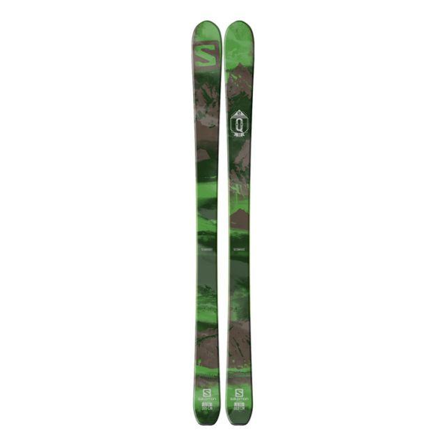Salomon Q-90 All mountain Skis
